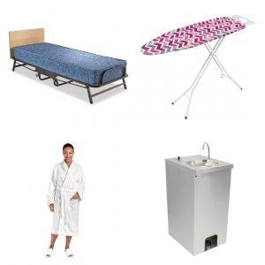 Bedroom Bathroom Hotel & Spa