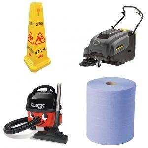 Cleaning & Facilities
