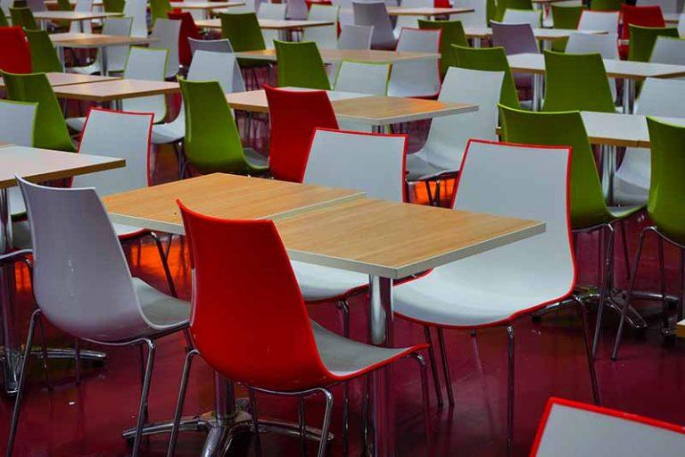 Oasis School Canteen Image